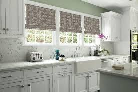 Kitchen Sink Window Treatments - kitchen window coverings