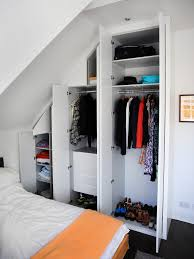 White Fitted Bedroom Furniture Bedroom Bespoke Built In Fitted Wardrobe Mirrored Dark Wood