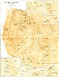 The Great Plains Map Lesson 2 The Urban North And The Rural West