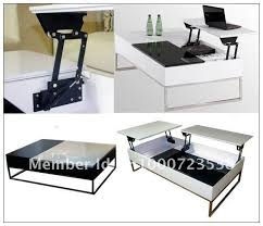 lift up coffee table mechanism with spring assist lift up coffee table mechanism with gas spring table furniture