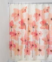 Threshold Aqua Peach Birds Floral Threshold Wild Flower Shower Curtain Pink Target 217