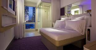 Hip Manhattan Hotels Pod 51 The Incredible Shrinking Hotel Room