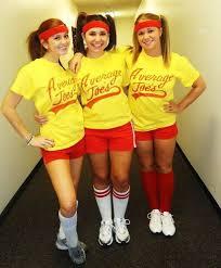 Halloween Movie Costume Ideas Group Costumes Average Joe U0027s Dodgeball Movie Adorbs Group