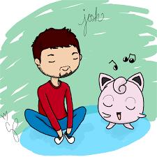 josh and jigglypuff drawings sketchport
