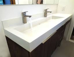 Cement Bathroom Vanity Top Vanities Polished Concrete Bathroom Vanity Concrete Bathroom