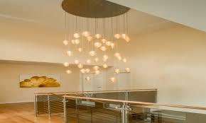 dining room lighting fixture modern chandeliers stairwell