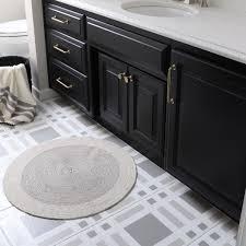 best paint for oak bathroom cabinets transform your bathroom vanity in a weekend