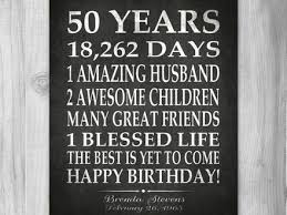 29 gift idea for 50 year old woman 25 best ideas about 50th