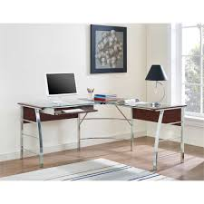 furniture cool whalen desk with a simple profile and generous