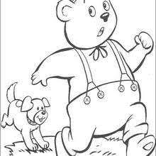 noddy coloring pages 52 free printables cartoon characters