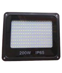 homes decor 200 watt led flood light cool day light buy homes