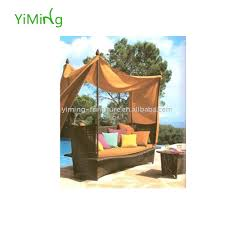 rattan daybed with canopy rattan daybed with canopy suppliers and