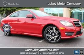 lokey mercedes lokey motor company in clearwater offers a wide selection of used