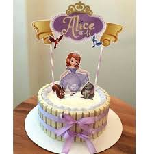 sofia the cake topper sofia cake topper the doll figurine uk peukle site