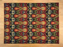 Ikat Outdoor Rug Flooring Ikat Print Rug 11x14 Area Rugs Ikat Rug