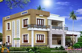 2800 Sq Ft House Plans Different Views Of 2800 Sq Ft Modern Home Kerala Home Design