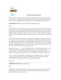 Non Profit Donation Receipt Letter Fundraising Cover Letter