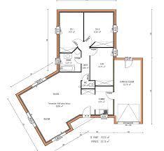 plan maison plain pied 5 chambres plan de maison 5 chambres plan maison bois 5 chambres 150 m2 bureau