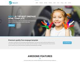 templates for website html free download 20 best free responsive bootstrap html5 templates