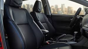 Toyota Interior Colors 2017 Toyota Corolla Exterior Paint Color Options And Interior Fabrics