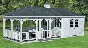 amish made pool house cabanas for sale amish backyard structures