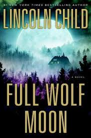wolf moon logan 5 by lincoln child