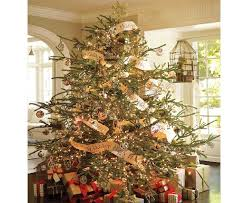 12 new trends tree decorating 2011 by pottery barn