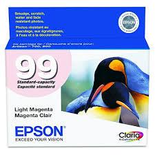 epson ink 99 light magenta epson 99 light magenta ink target