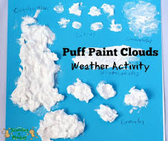 3 kinds of clouds identifying cloud types puff paint clouds