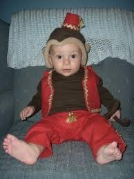 Monkey Halloween Costume Baby 11 Baby Costumes Halloween 123print Blog