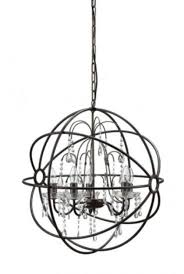 Big Iron Chandelier Big Round Iron Steel Ball Chandelier Classic Vintage Ceiling