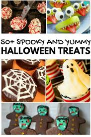 50 spooky u0026 fun halloween snacks for kids this outnumbered mama