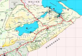 Progreso Mexico Map by Izabal Map