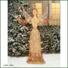 lighted christmas angels christmas lights decoration