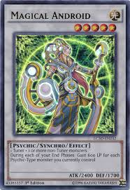yugioh android magical android yu gi oh fandom powered by wikia