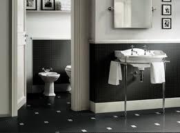 black and white bathroom tile design ideas attractive 20 black and white bathroom tile photos black and white