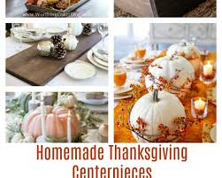 diy thanksgiving table decor home creations