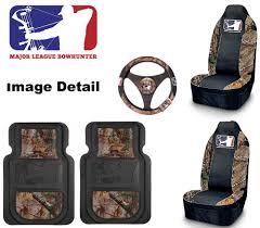 Ford Camo Truck Accessories - auto accessories interior combo kit gift set 5pc camouflage