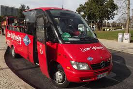 Hop On Hop Off New York Map by Lisbon Sightseeing Hop On Hop Off One Day Tour Castle Line