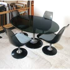 Retro Style Kitchen Table Midcentury Retro Style Modern Architectural Vintage Furniture From