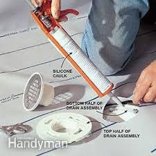 Installing Basement Shower Drain by 25 Best Diy Shower Pan Ideas On Pinterest Diy Shower Diy