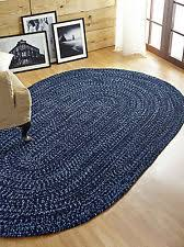 Solid Area Rugs Round Navy Rug Cievi U2013 Home