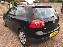 volkswagen golf gt fsi 2000cc petrol 6 speed manual 3 door