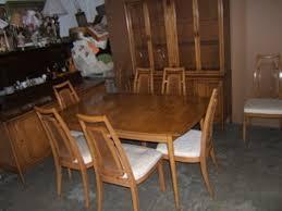 drexel meridian dining room set 1962