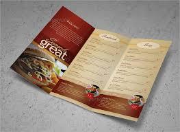 takeout menu template 20 take out menu templates free sle exle format