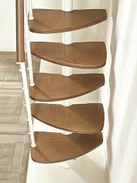 Space Saving Stairs Design Fascinating Wooden Spiral Staircases With Build Spiral Staircase