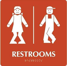 bathroom status indicator lights restroom occupied sign vennett smith com