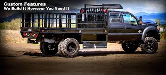 custom pickup truck flatbeds highway products inc