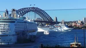 sydney harbour cruises more cruise ships could ditch sydney for brisbane and melbourne