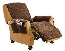 fleece furniture slipcovers ebay